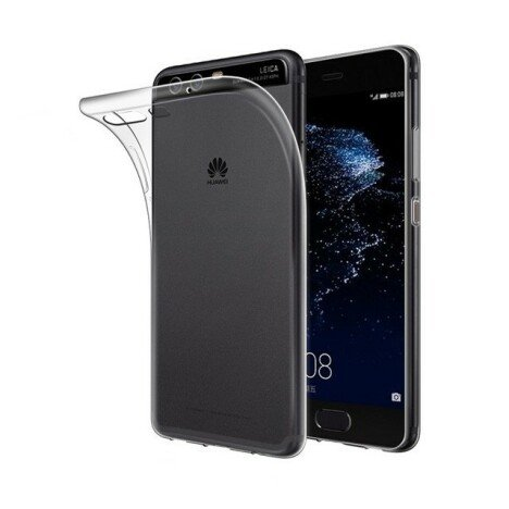 Husa silicon transparent Huawei P10